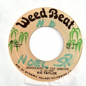 "(7"") VIC TAYLOR - MOONLIGHT IN THE GHETTO"