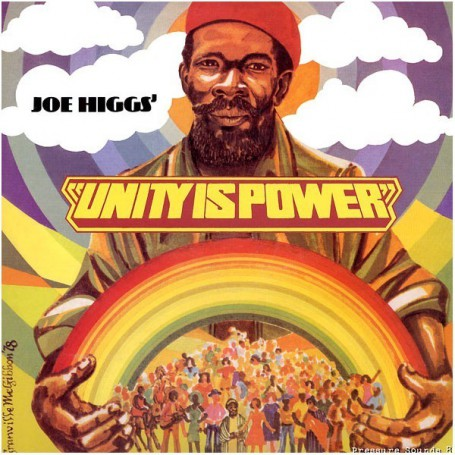 (LP) JOE HIGGS - UNITY IS POWER