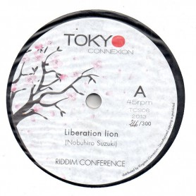 "(7"") RIDDIM CONFERENCE - LIBERATION LION / DUB LION"