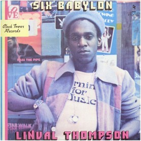 (LP) LINVAL THOMPSON - SIX BABYLON