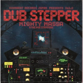 (CD) MIGHTY MASSA - DUB STEPPER VOL.2