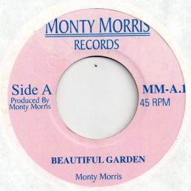 "(7"") MONTY MORRIS - BEAUTIFUL GARDEN"