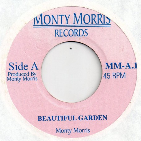 "(7"") MONTY MORRIS - BEAUTIFUL GARDEN"