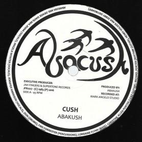 """(12"""") ABAKUSH - CUSH / PHYSICALLY"""