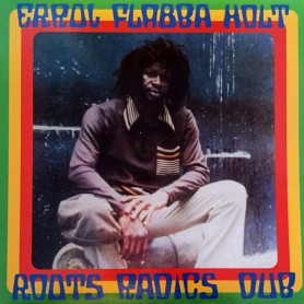 (LP) ERROL FLABBA HOLT - ROOTS RADICS DUB