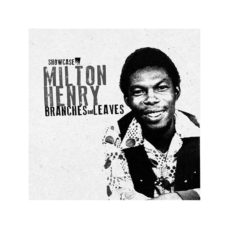 (LP) MILTON HENRY - BRANCHES & LEAVES