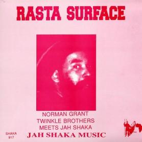 (LP) TWINKLE BROTHER - RASTA SURFACE - JAH SHAKA