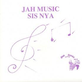 (LP) SIS NYA - JAH MUSIC / JAH SHAKA