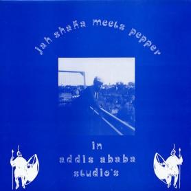 (LP) JAH SHAKA MEETS SERGEANT PEPPER - IN ADDIS ABABA STUDIO