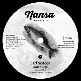 "(12"") EARL 16 - RUN AWAY / MARCUS I - ALLIENCE"