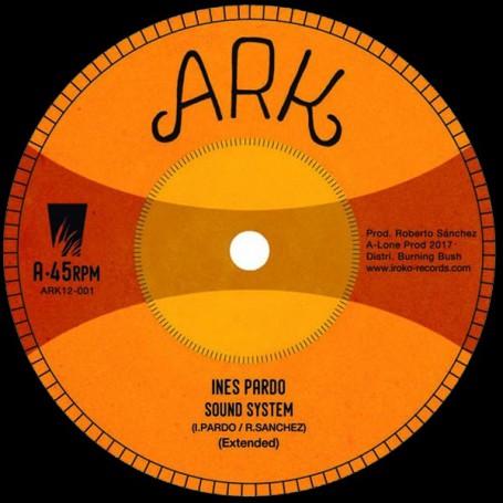 "(12"") INES PARDO - SOUND SYSTEM / DON FE - SOUND SYSTEM INSTRUMENTAL"