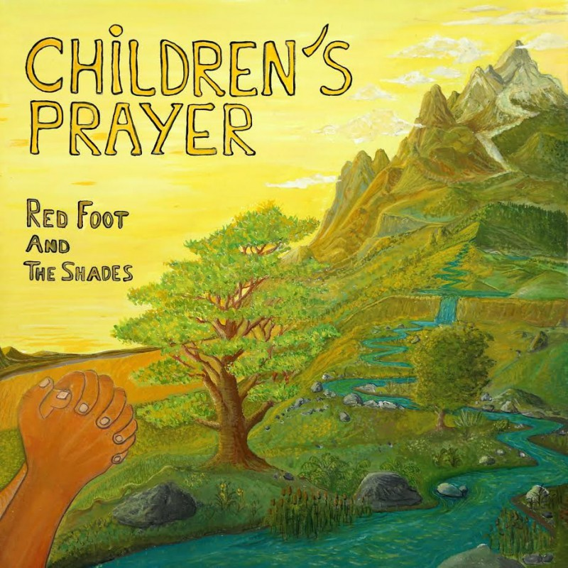 (LP) RED FOOT AND THE SHADES - CHILDREN'S PRAYER