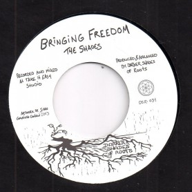 "(7"") THE SHADES - BRINGING FREEDOM / LIGHT OF THIS WORLD"
