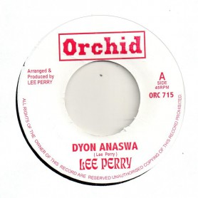 """(7"""") LEE PERRY - DYON ANASWA / PSYCHE & TRIM"""