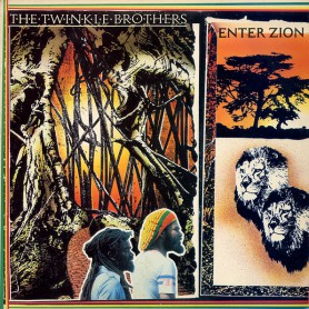 (LP) TWINKLE BROTHERS - ENTER ZION