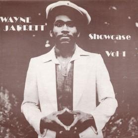 (LP) WAYNE JARRETT - SHOWCASE VOLUME 1