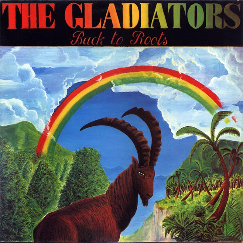 (LP) THE GLADIATORS - BACK TO ROOTS