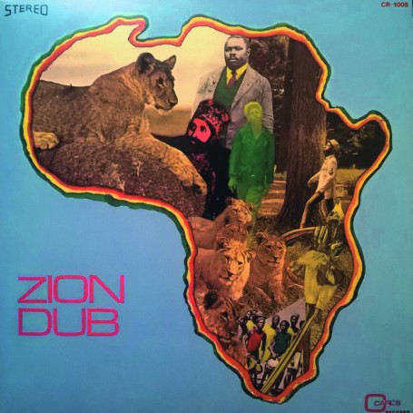 (LP) CARL CAMPBELL - ZION DUB