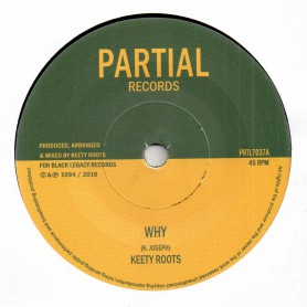 "(7"") KEETY ROOTS - WHY / WHY DUB"