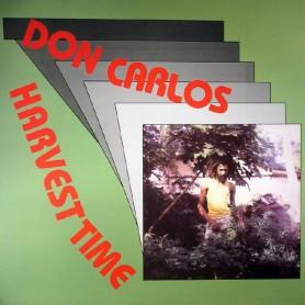 (LP) DON CARLOS - HARVEST TIME