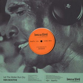"(12"") KEN BOOTHE - LET THE WATER RUN DRY / KUSH McANUFF - BACK TO I ROOTS"