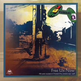 "(10"") GIDEON JAH RUBBAAL & THE REVOLUTIONARIES - FREE US NOW"