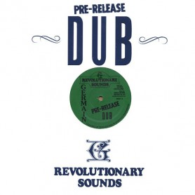 (LP) GERMAIN, SCIENTIST, ROOTS RADICS - PRE-RELEASE DUB