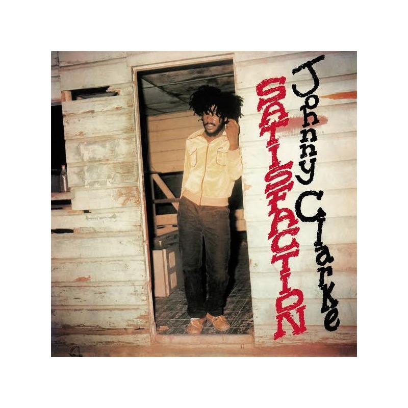 (LP) JOHNNY CLARKE - SATISFACTION