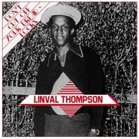 (LP) LINVAL THOMPSON - DON'T CUT OFF YOUR DREADLOCKS