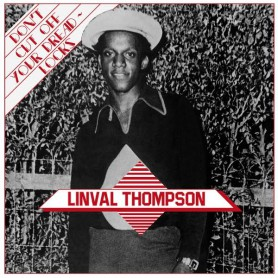 (LP) PRE-ORDER : LINVAL THOMPSON - DON'T CUTT OFF YOUR DREADLOCKS