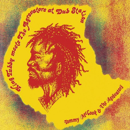 (LP) PRE-ORDER : TOMMY McCOOK & THE AGGROVATORS : KING TUBBY MEETS THE AGGROVATORS AT DUB STATION