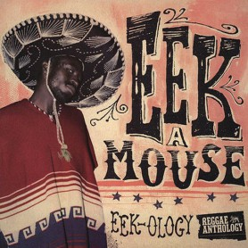 (LP) EEK A MOUSE - EEK-OLOGY : REGGAE ANTHOLOGY
