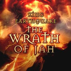 (LP) KING EARTHQUAKE - THE WRATH OF JAH
