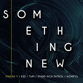 "(12"") MARINA P, TWM, KSD, STAND HIGH PATROL, HOMEYS - SOMETHING NEW"
