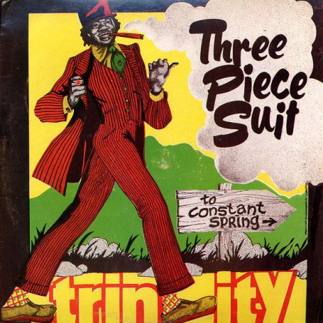 (LP) TRINITY - THREE PIECE SUIT