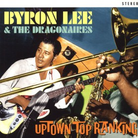 (2xLP) BYRON LEE & THE DRAGONAIRES - UPTOWN TOP RANKING