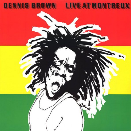 (2xLP) DENNIS BROWN - LIVE AT MONTREUX 1984