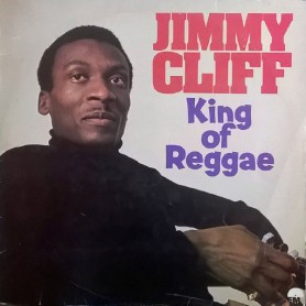 (LP) JIMMY CLIFF - KING OF REGGAE