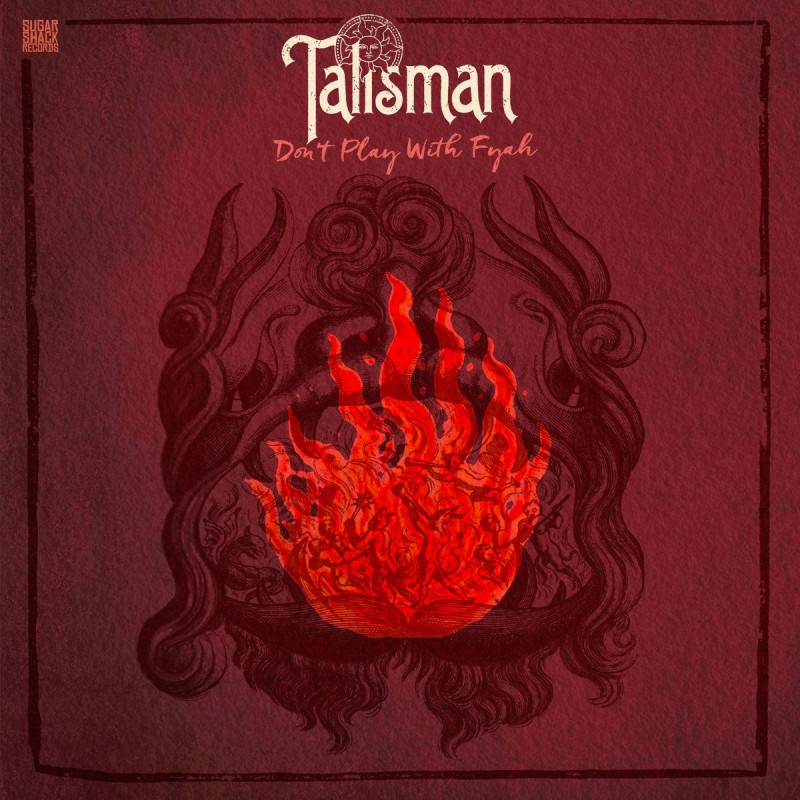 (LP) TALISMAN - DON'T PLAY WITH FYAH