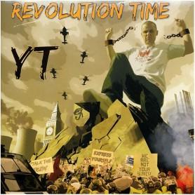 (LP) YT - REVOLUTION TIME