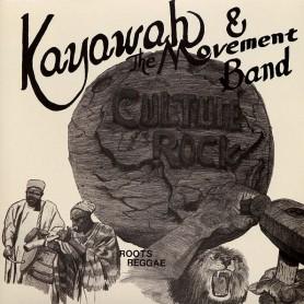 (LP) KAYAWAH & THE MOVEMENT BAND - CULTURE ROCK