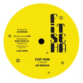 "(12"") JOE MORGAN - STOP THEM / WARRIOR"