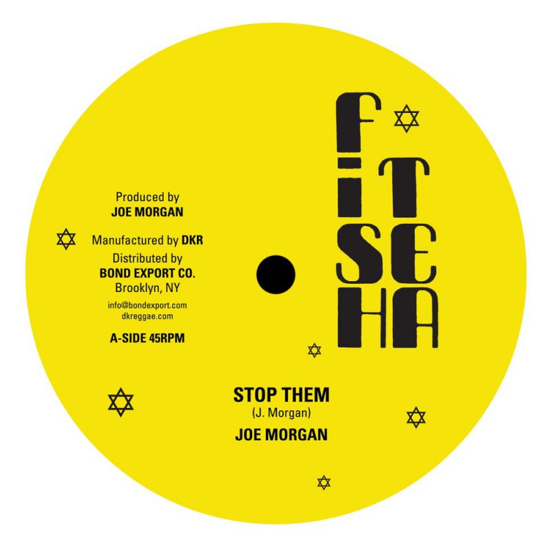 "(12"") JOE MORGAN - STOP THEM / WARRIOR"