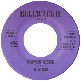 "(7"") JOE MORGAN - BASEMENT SESSION / RECKLESS BREED - BASEMENT SCRUB"
