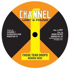 "(10"") NORRIS REID - THOSE TEAR DROPS / FRUSTRATION / WAYNE SMITH - HAVE NO GIRL"