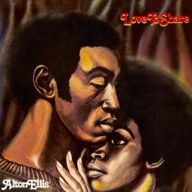 (LP) ALTON ELLIS - LOVE & SHARE