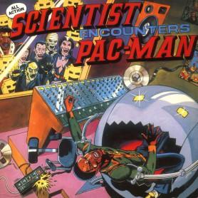 (LP) SCIENTIST ENCOUNTERS PAC-MAN