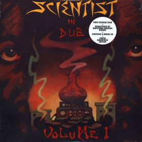 (LP) SCIENTIST IN DUB VOLUME 1 (CD Bonus)