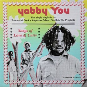 "(5 x 7"" Box Set) YABBY YOU - SONGS OF LOVE & UNITY"