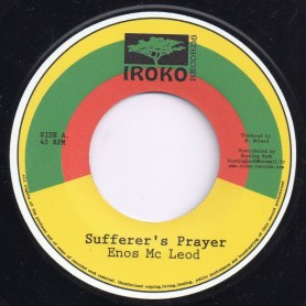 "(7"") ENOS McLEOD - SUFFERER'S PRAYER"